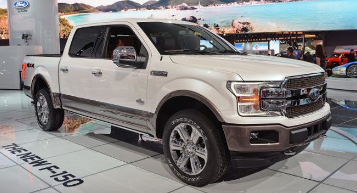 46 Best Ford F150 Redesign 2020 Release