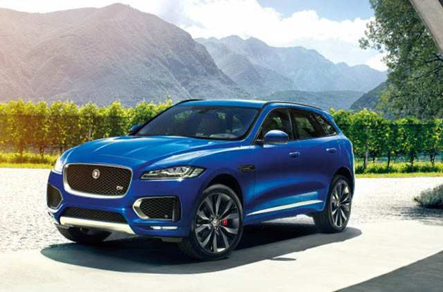 46 Best Jaguar F Pace 2020 Model Research New