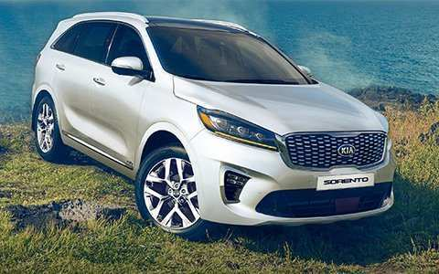 46 Best Kia Sorento 2019 White Release Date And Concept