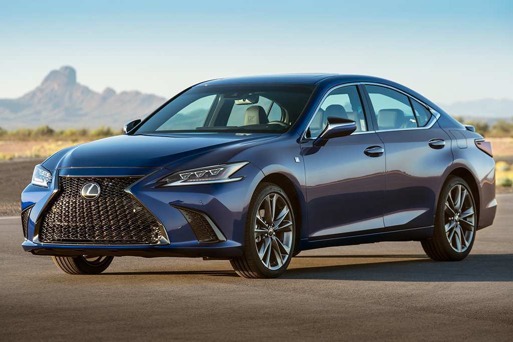 46 Best Lexus Es 2019 Vs 2018 Concept And Review