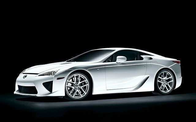 46 Best Lexus Lfa 2019 Spy Shoot