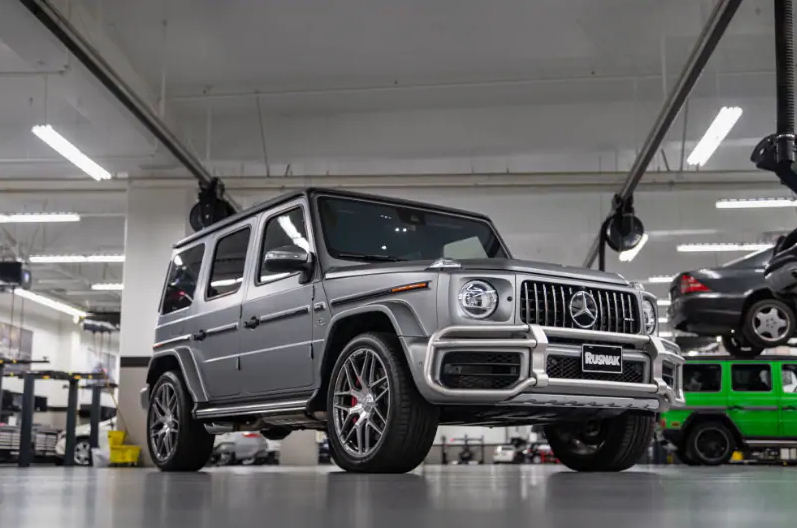 46 Best Mercedes G 2019 Picture