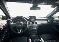 Mercedes Gla 2019 Interior