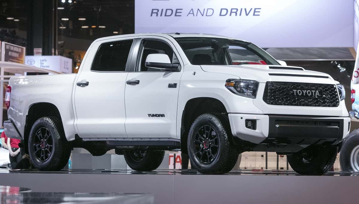 46 Best Toyota Tundra Trd Pro 2019 Concept