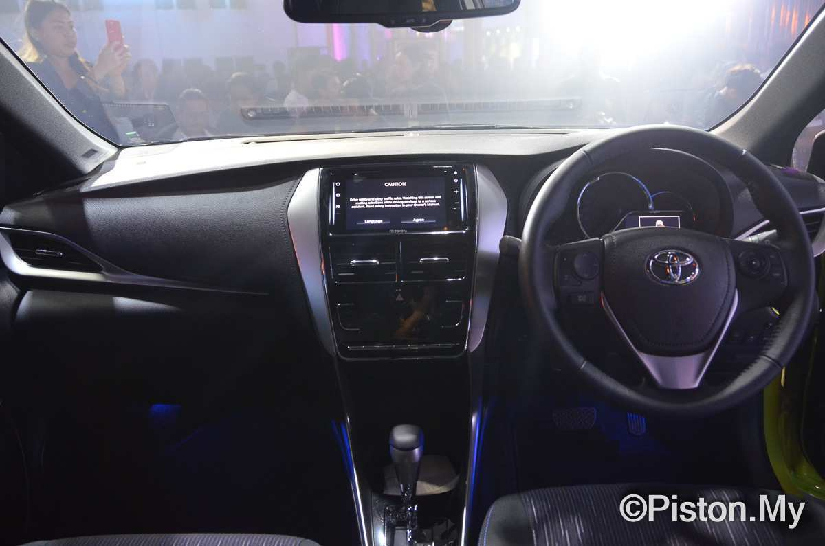 46 Best Toyota Yaris 2019 Interior Redesign