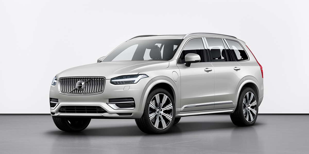 46 Best Volvo Xc90 Hybrid 2020 Overview