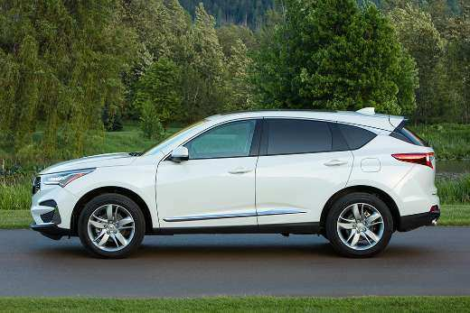 46 New 2019 Acura RDX Release Date And Concept
