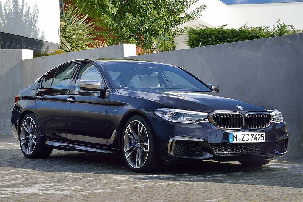 46 New 2019 BMW 5 Series Performance