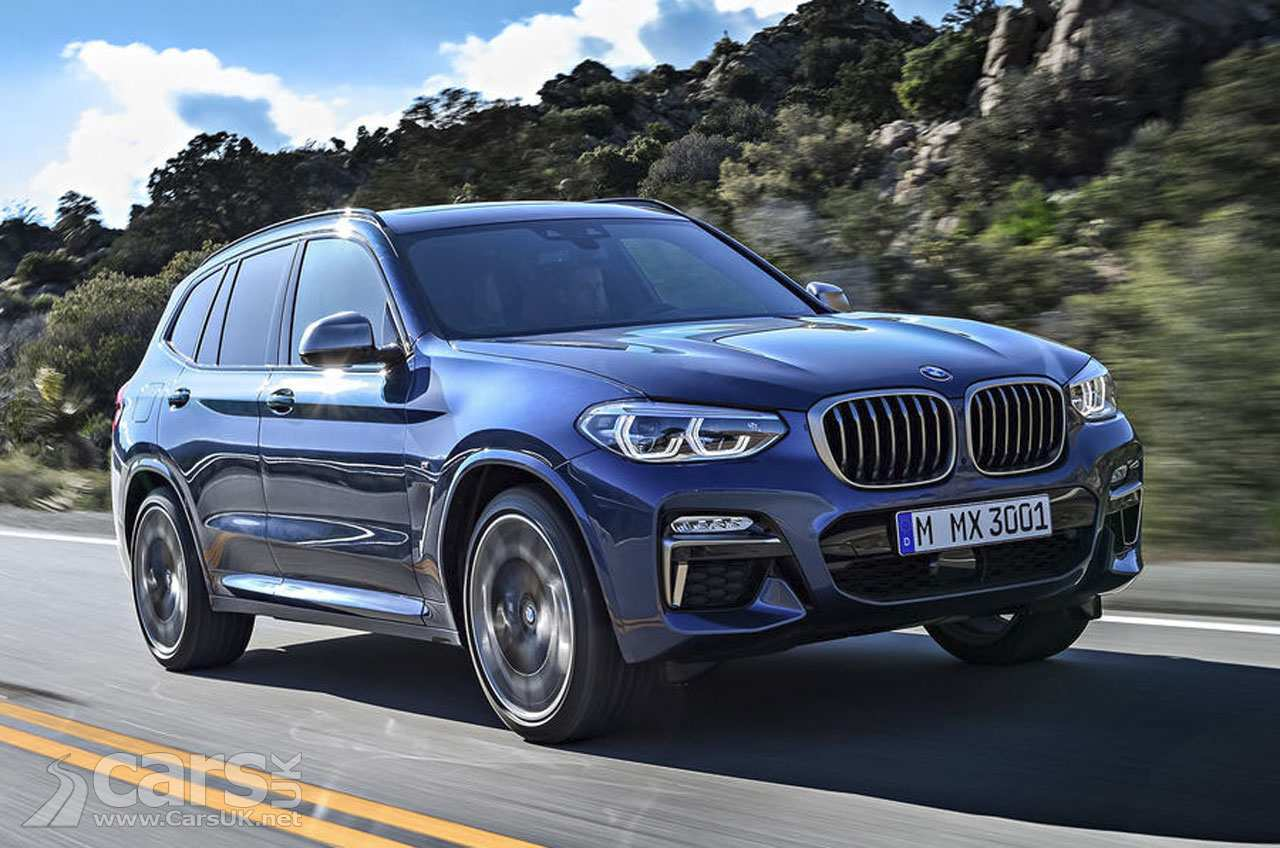 46 New 2019 BMW X3 Hybrid First Drive