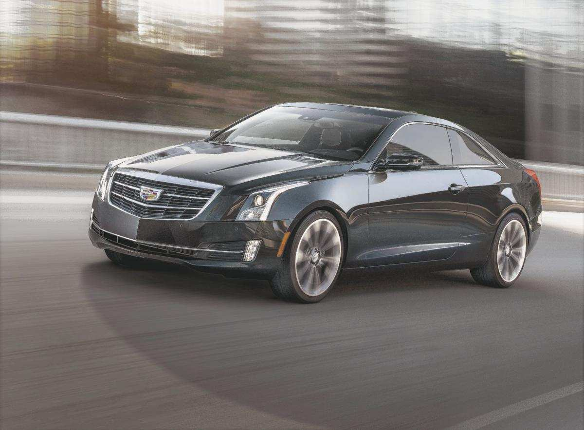 46 New 2019 Cadillac ATS V Coupe Performance