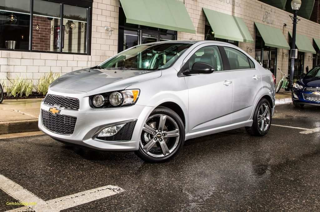 46 New 2019 Chevy Sonic Ss Ev Rs Ratings
