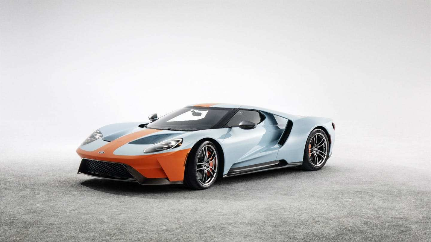 46 New 2019 Ford Gt Supercar Ratings