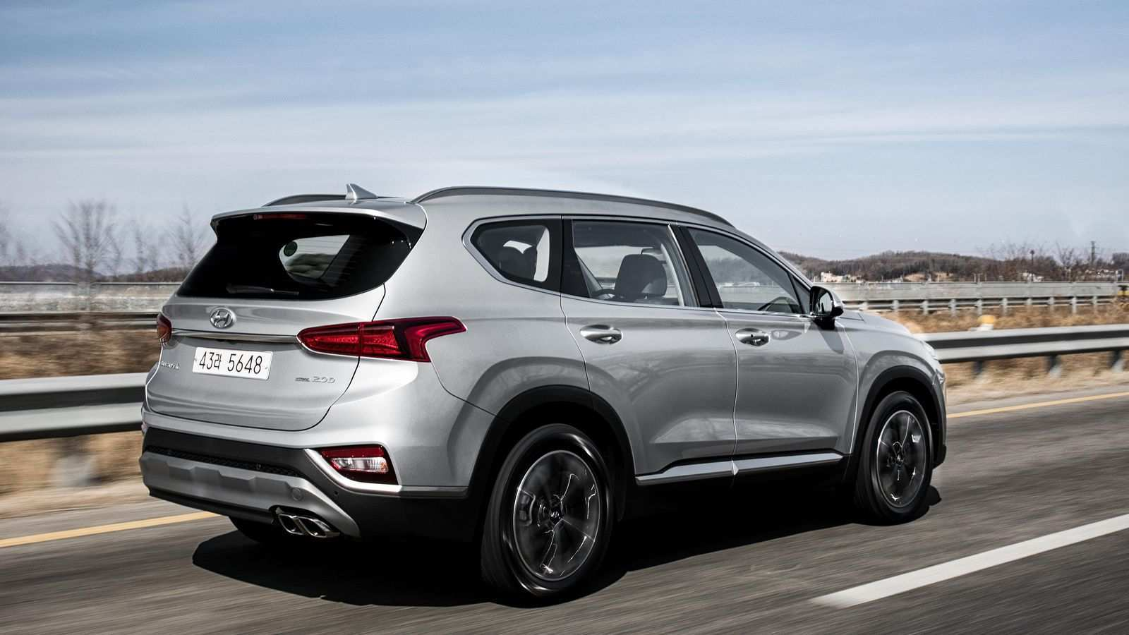 46 New 2019 Hyundai Santa Fe Rumors