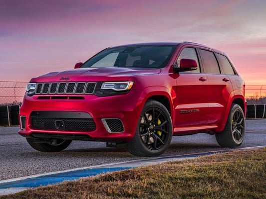 46 New 2019 Jeep Grand Cherokee Srt8 Price And Release Date