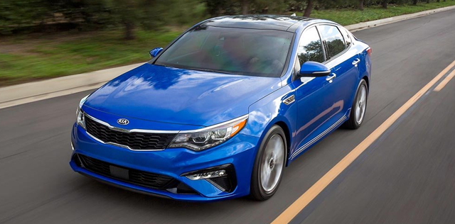46 New 2019 Kia Optima Specs Photos