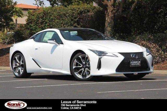 46 New 2019 Lexus LF LC Price Design And Review