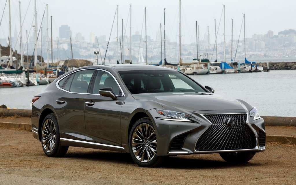 46 New 2019 Lexus LS Pricing