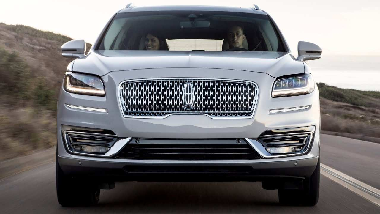 46 New 2019 Lincoln MKS Spy Photos Redesign And Concept