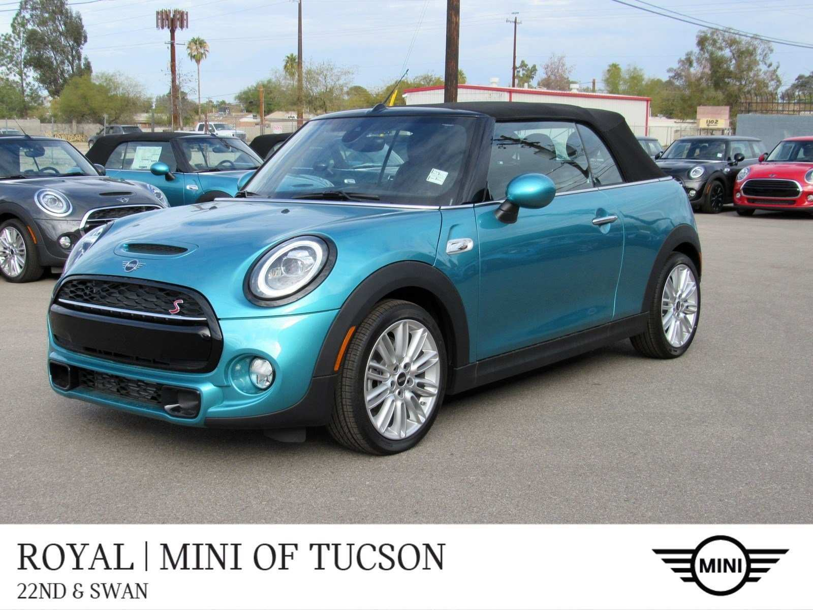46 New 2019 Mini Cooper Convertible S Performance and New Engine
