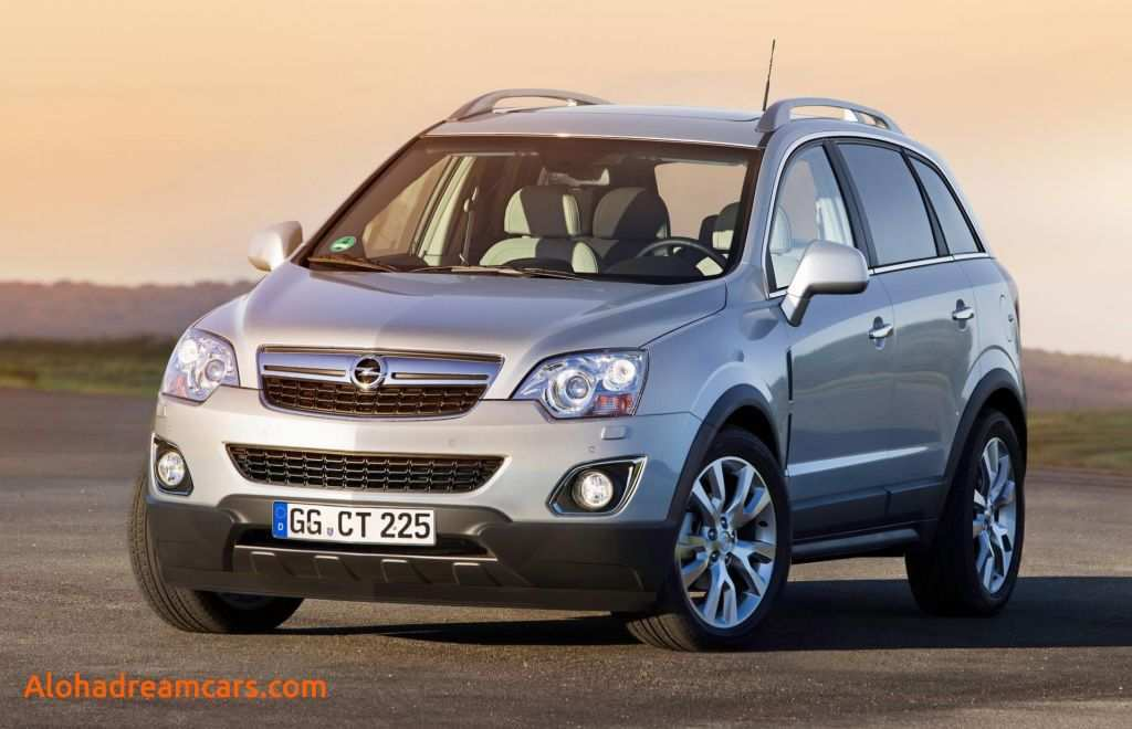46 New 2019 Opel Antara Photos