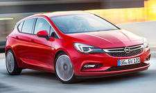 46 New 2019 Opel Astra Spy Shoot