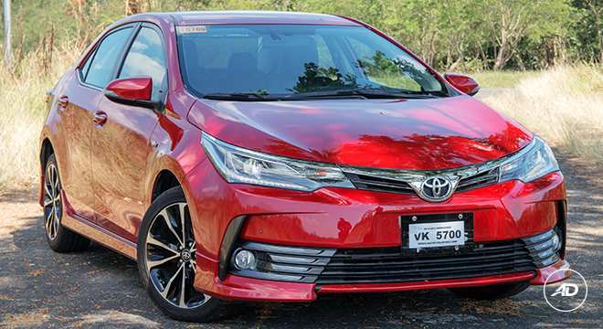 46 New 2019 Toyota Altis Configurations