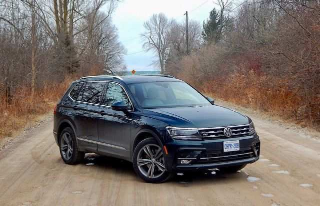 46 New 2019 Volkswagen Tiguan Picture