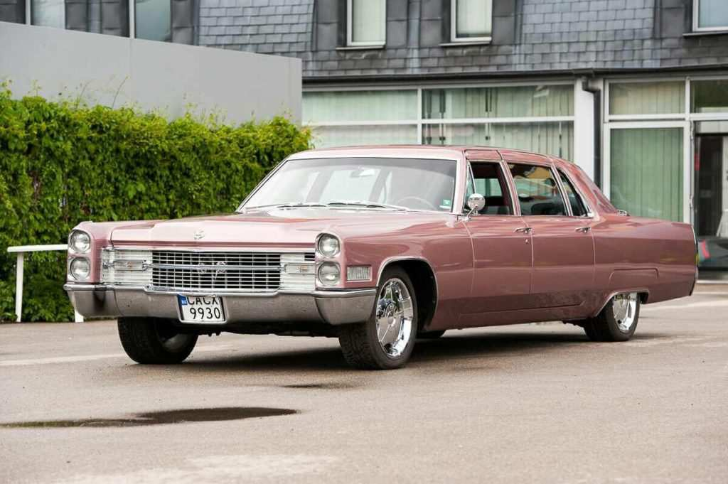 46 New 2020 Cadillac Fleetwood Series 75 Overview