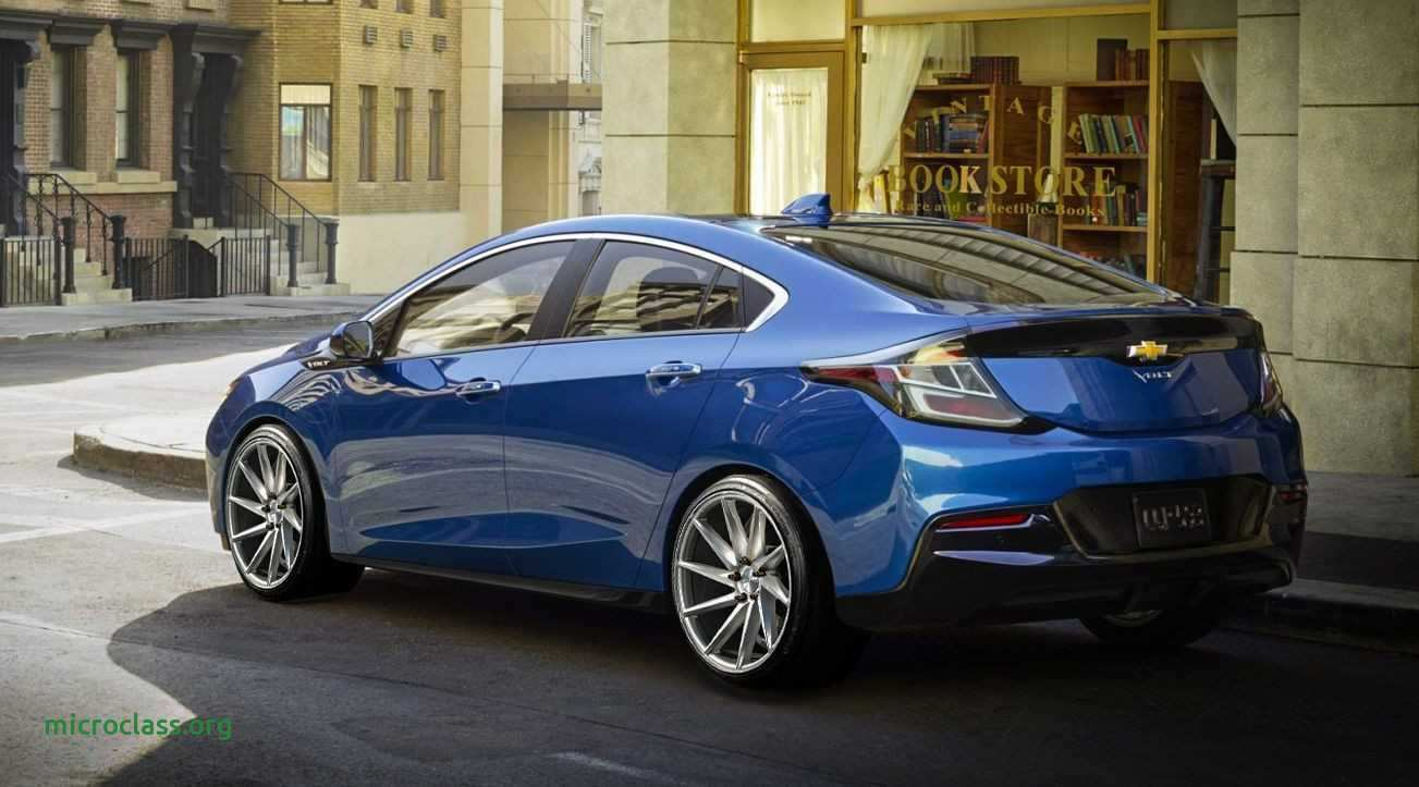46 New 2020 Chevrolet Volt Review and Release date