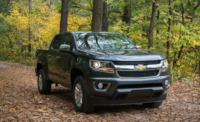 46 New 2020 Chevy Colorado Specs