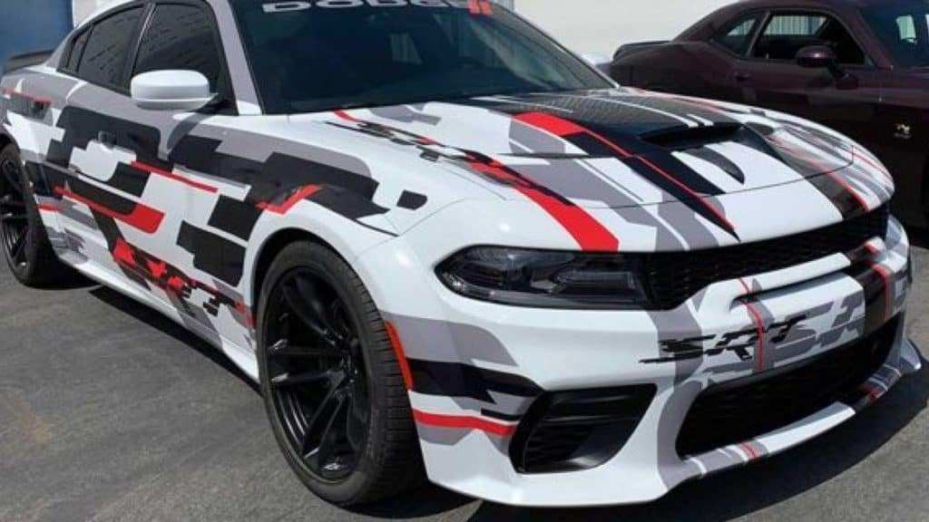 46 New 2020 Dodge Challenger Srt Performance And New Engine