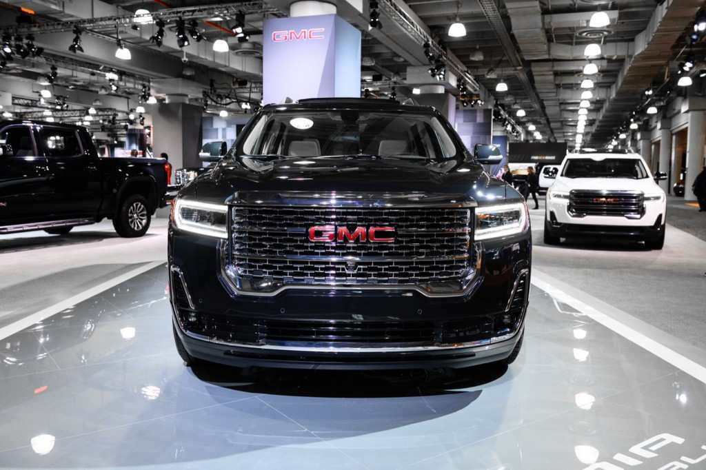 46 New 2020 Gmc Acadia Denali Redesign And Review