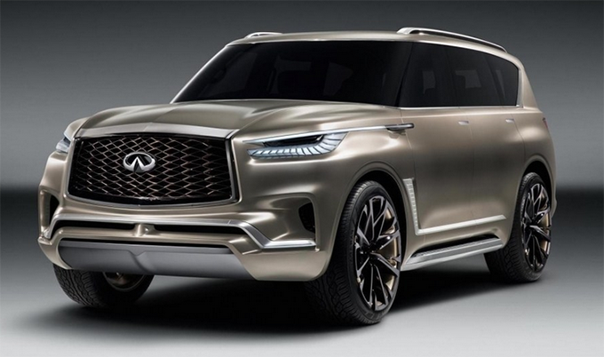 46 New 2020 Infiniti QX80 Price And Release Date