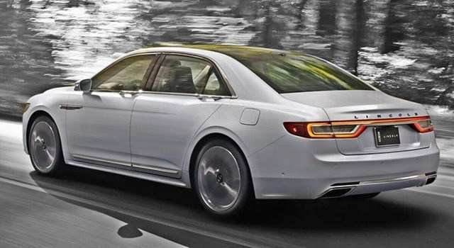 46 New 2020 Lincoln Town Specs
