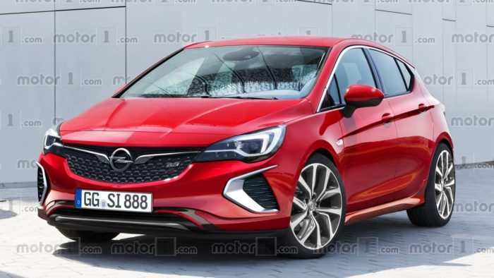 46 New 2020 New Opel Astra Redesign