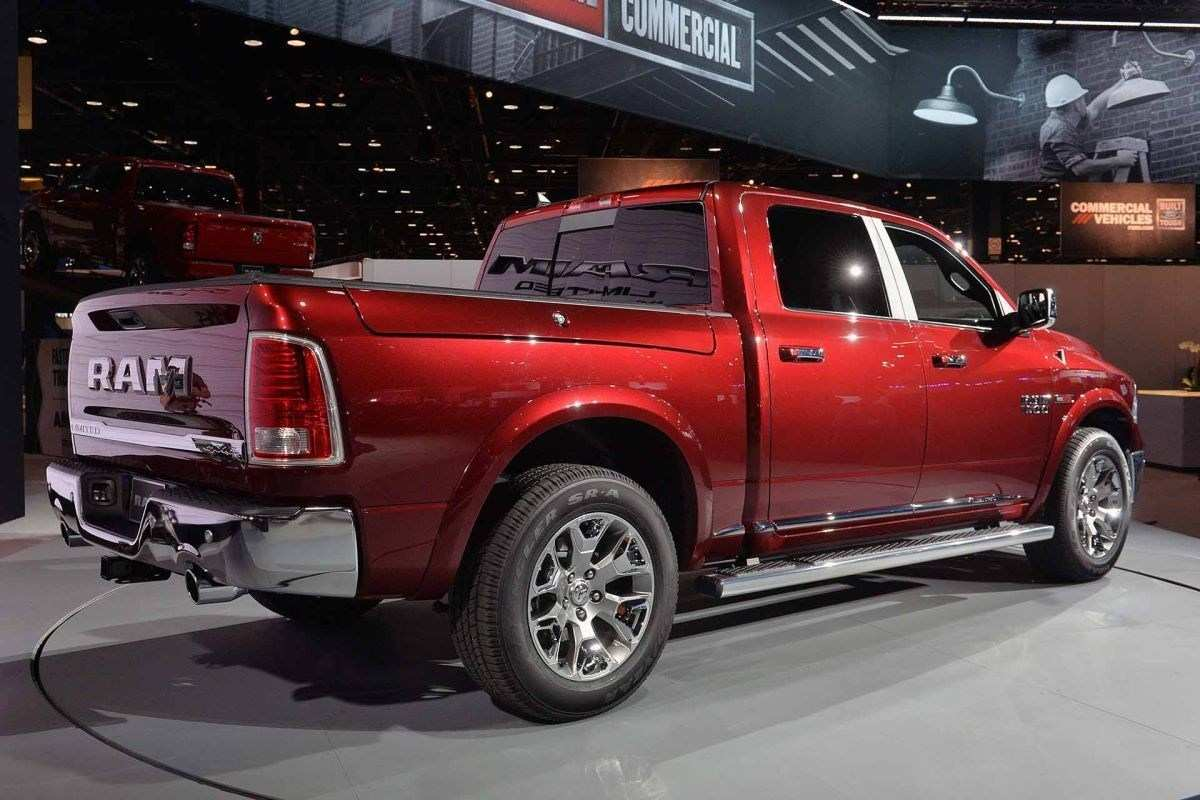 46 New 2020 Ram 1500 Hellcat Diesel Redesign And Concept