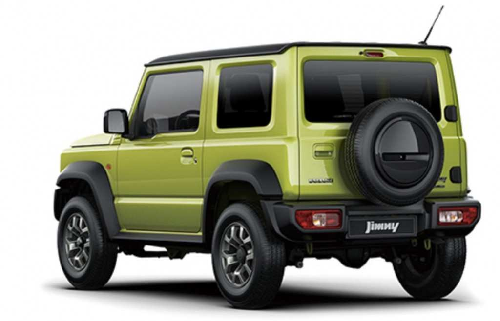 46 New 2020 Suzuki Jimny Model Configurations