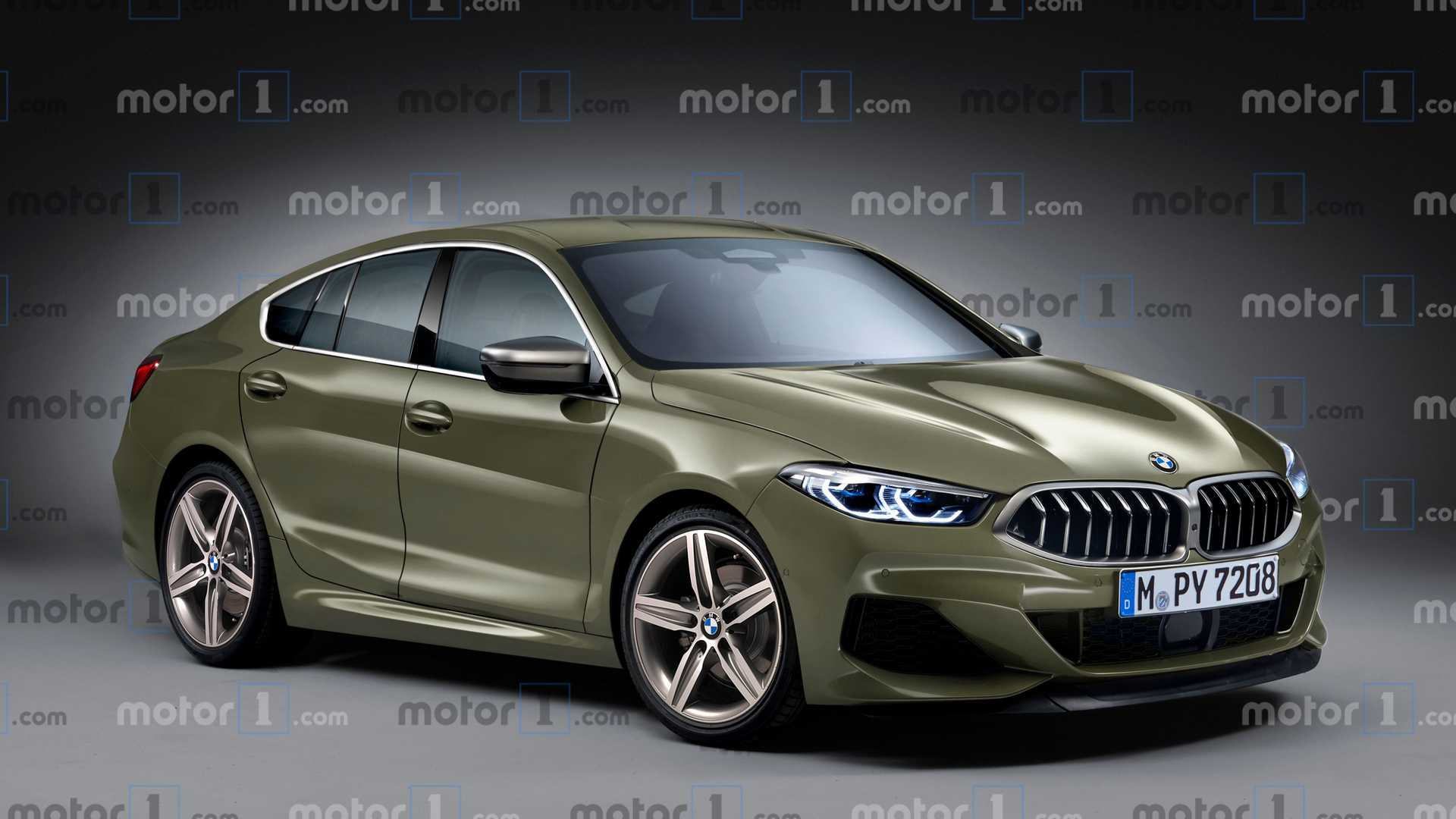 46 New BMW Gran Coupe 2020 Performance