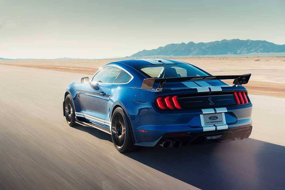 46 New Ford Debuts 2020 Shelby Gt500 Concept