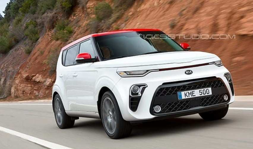 46 New Kia Soul 2020 Review New Model And Performance