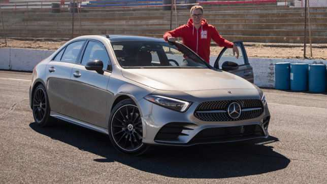 46 New Mercedes A200 Amg Line 2019 Interior