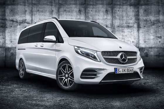 46 New Mercedes Vito 2019 New Concept
