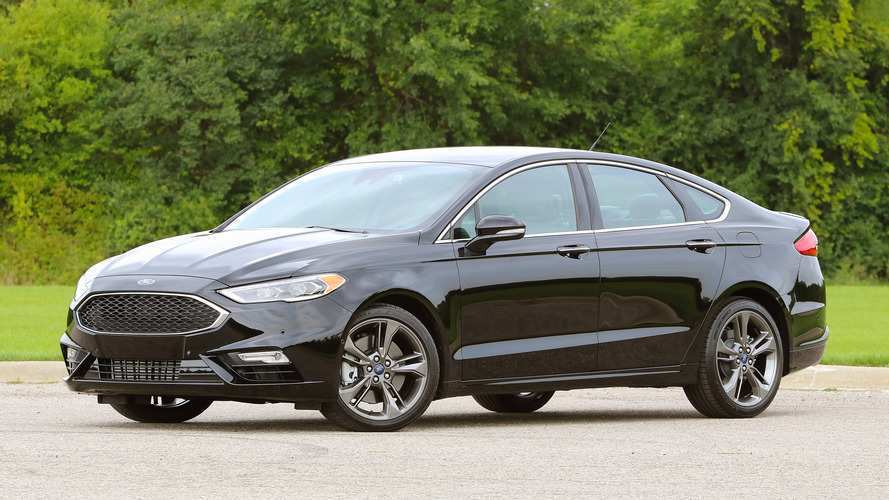 46 New Spy Shots Ford Fusion Specs