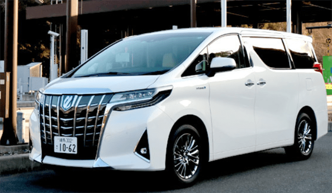 46 New Toyota Alphard 2020 Redesign