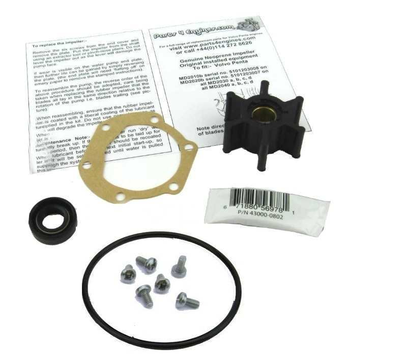 46 New Volvo Md2020 Service Kit Style