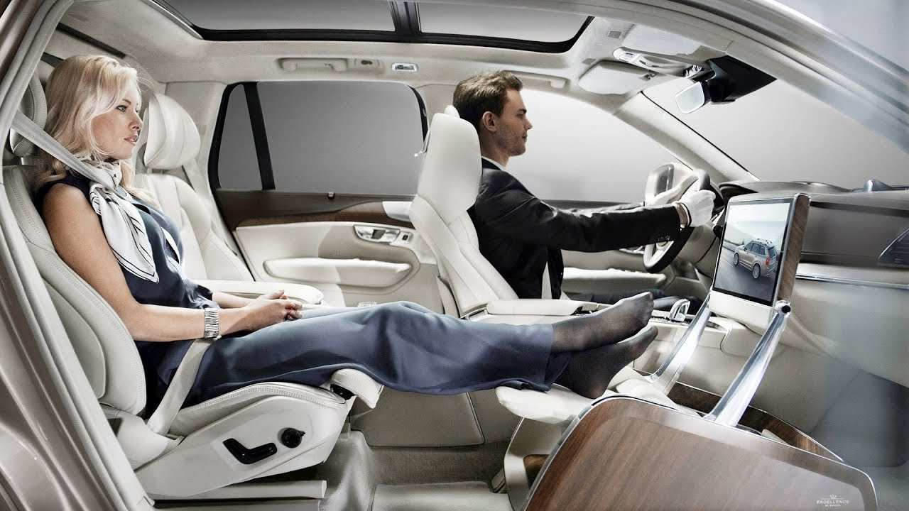 46 New Volvo Xc90 2019 Interior Specs