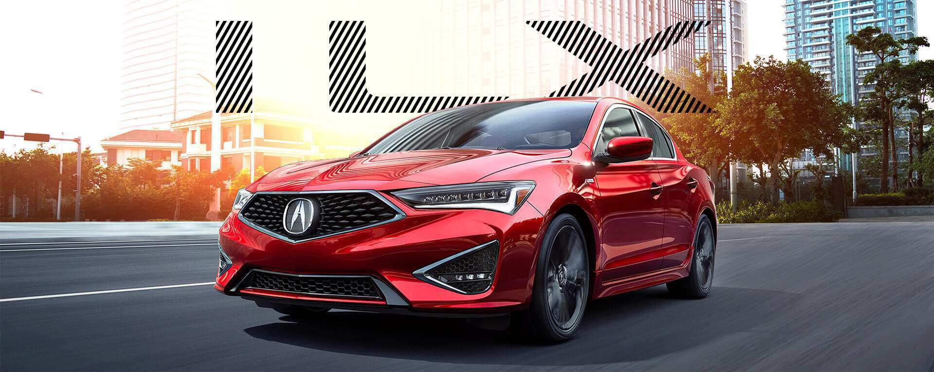 46 The 2019 Acura ILX Configurations