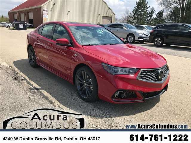 46 The 2019 Acura TLX Release Date And Concept