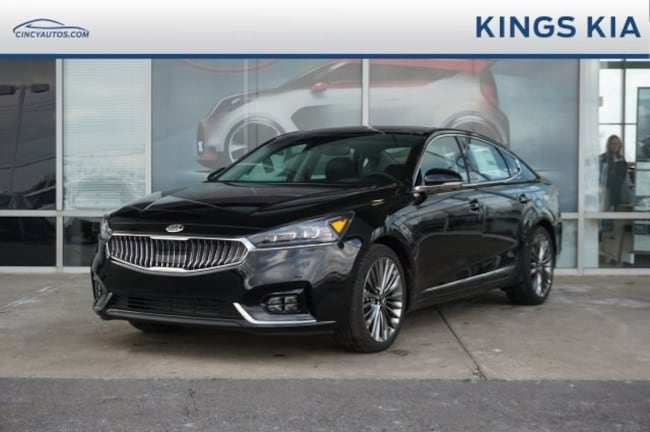 46 The 2019 All Kia Cadenza Exterior And Interior