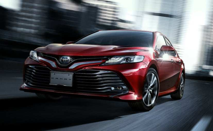 46 The 2019 All Toyota Camry Concept And Review